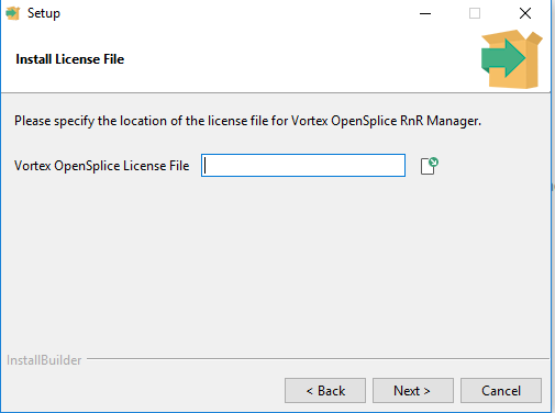 installing the rnr manager tool